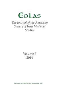 Eolas 7 Cover