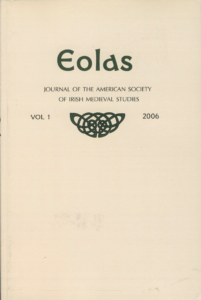 Eolas 1 Cover